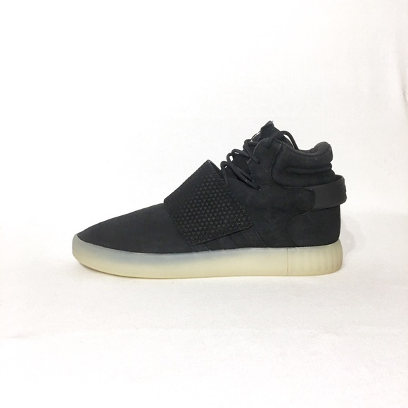 "cheapest best sneakers buy adidas Tubular Invader Strap ""Black/Gum"""